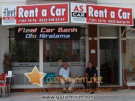 Fleet Rent A Car Car Bank