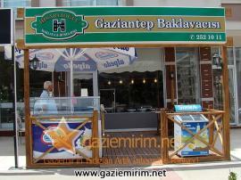 Hisarlıoğlu Gaziantep Baklavacısı