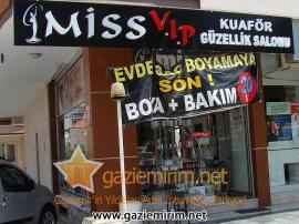 Miss Vip Güzellik ve Kuaför Salonu