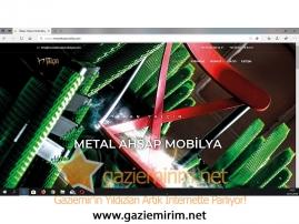 Özkan Yalçın Metal Ahşap Mobilya
