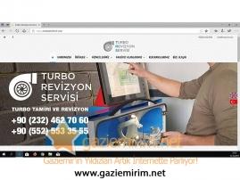 TRS Turbo Tamiri İzmir
